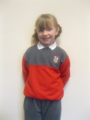 Option A: Our current school tracksuit